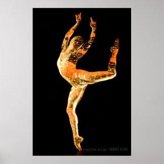 Dancer-4619 Posters