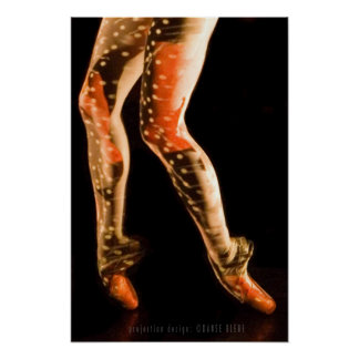 Dancer-4650a Print
