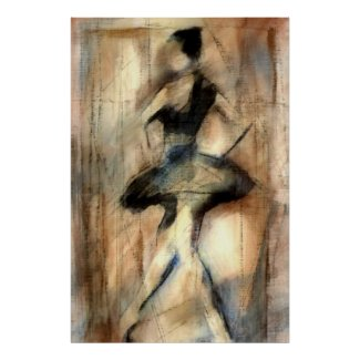 Dancer 4 poster by chet563
