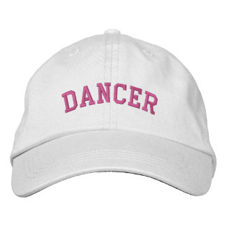 DANCER BASEBALL CAP