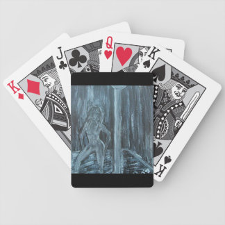 DANCER BEFORE DAWN BICYCLE PLAYING CARDS