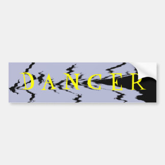 Dancer Bumper Sticker