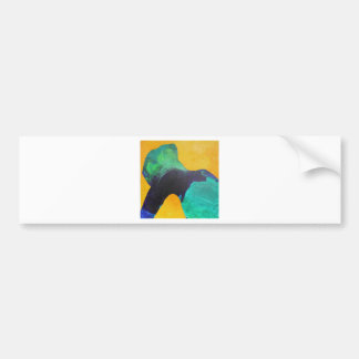 Dancer Bumper Stickers
