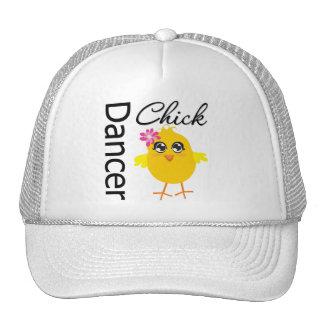 Dancer Chick Trucker Hats
