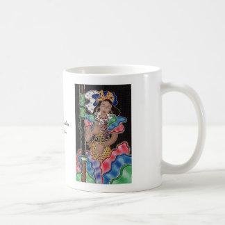 Dancer Classic White Coffee Mug