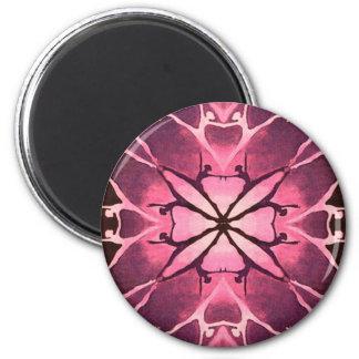 Dancer (Cranberry) 2 Inch Round Magnet