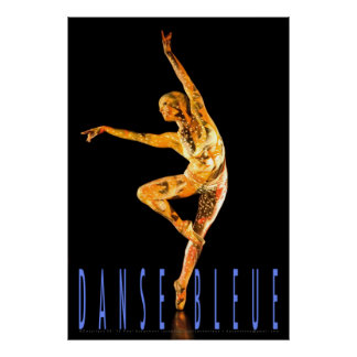 Dancer-DB4677a-XLG Posters