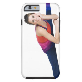Dancer doing splits iPhone 6 case
