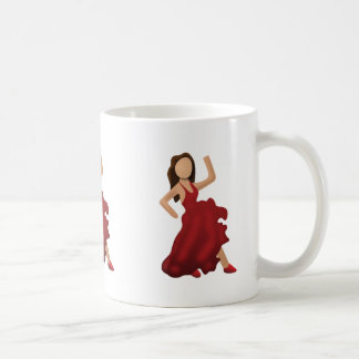 Dancer Emoji Coffee Mug
