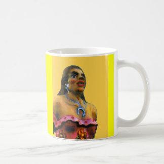 Dancer Female Albuquerque 2002 ART Tan  jGibney Si Coffee Mug