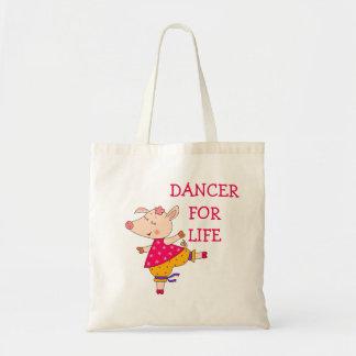 Dancer for Life Dancer Classic Ballroom Tote Bag