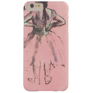 Dancer from the Back by Edgar Degas Vintage Ballet Barely There iPhone 6 Plus Case