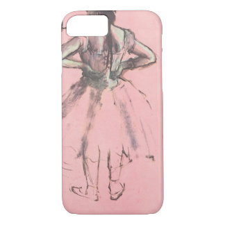 Dancer from the Back by Edgar Degas Vintage Ballet iPhone 7 Case