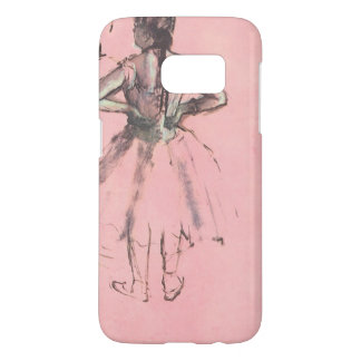 Dancer from the Back by Edgar Degas Vintage Ballet Samsung Galaxy S7 Case