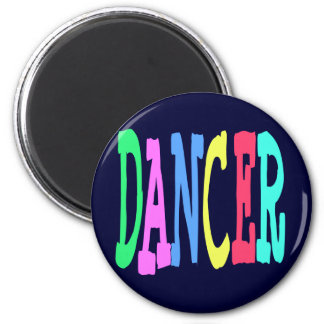 DANCER GIFT REFRIGERATOR MAGNET