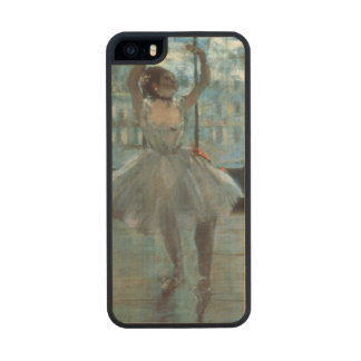 Dancer in Front of a Window  c.1874-77 Carved® Maple iPhone 5 Case