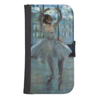 Dancer in Front of a Window  c.1874-77 Galaxy S4 Wallet