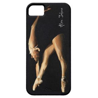 Dancer in the Dark by Alex Jabore iPhone SE/5/5s Case