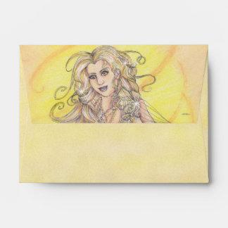 Dancer in the Light Envelopes