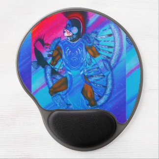 Dancer in the sky gel mouse pad