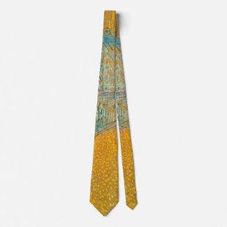 Dancer Jane Avril 1892 a Tie