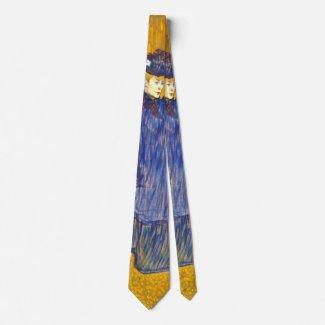 Dancer Jane Avril 1892 Neck Tie
