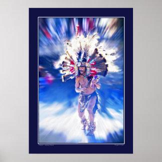 Dancer  - Juarez, Mexico Print