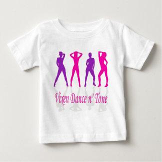 dancer-med-pinknpur baby T-Shirt