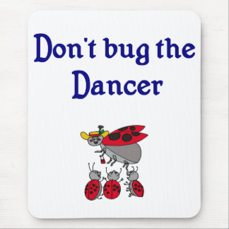 Dancer Mouse Pad