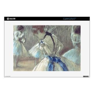 "Dancer (pastel) 15"" laptop decals"