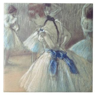 Dancer (pastel) tile