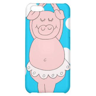 Dancer pig iPhone 5C cases