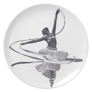 Dancer Plate