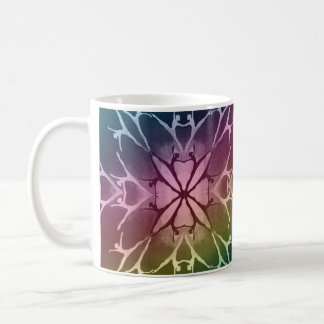 Dancer (Rainbow) Coffee Mug