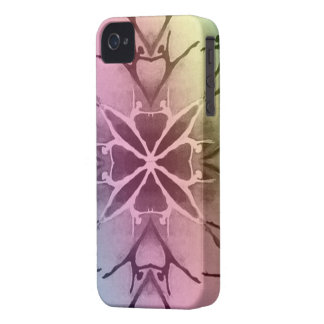 Dancer (Rainbow-Pastel) iPhone 4 Case