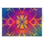Dancer (Rainbow - Psychedelic) Greeting Card