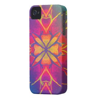 Dancer (Rainbow - Psychedelic) iPhone 4 Case