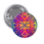 Dancer (Rainbow - Psychedelic) Pinback Button