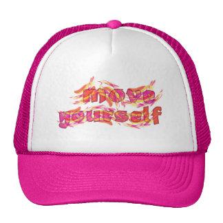 Dancer *Rayjii* Trucker Hat