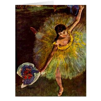 Dancer Rosita Mauri 1877 Card