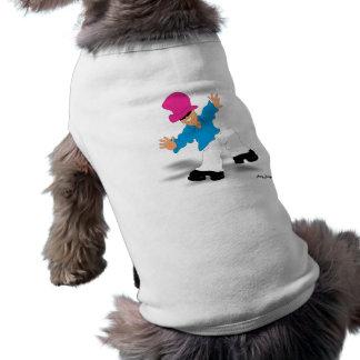Dancer Shirt Dog Tee