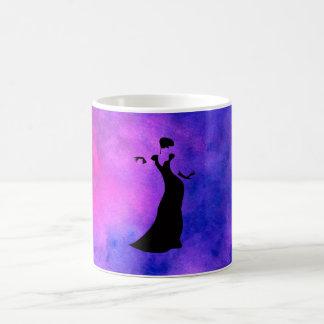 Dancer Silhouette Coffee Mug