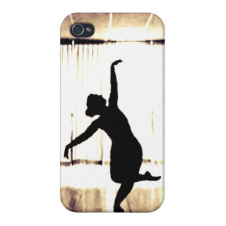 Dancer Silhouette Iphone 4 Case
