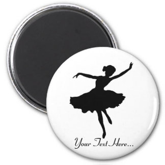 Dancer Silhouette Magnets