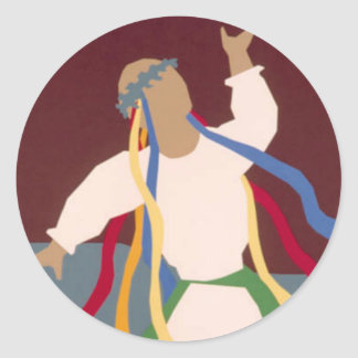 Dancer Sticker