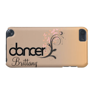 Dancer Swirl iPod Touch (5th Generation) Case