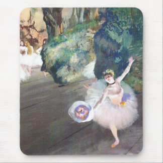 Dancer Taking A Bow MousePad