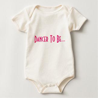 Dancer To Be... Baby Bodysuit