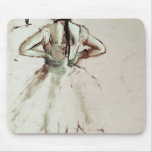 Dancer viewed from the back mouse pad