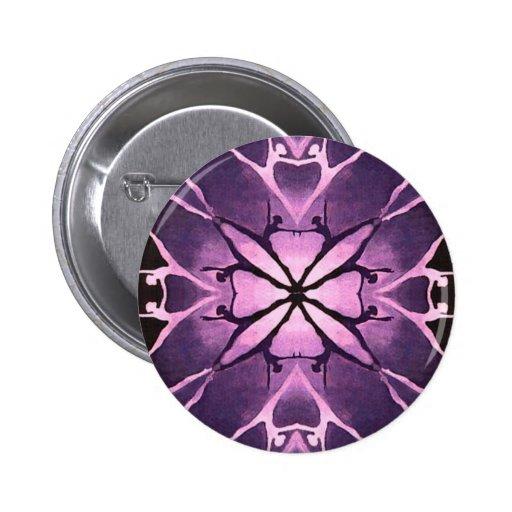 Dancer (Violet) Buttons